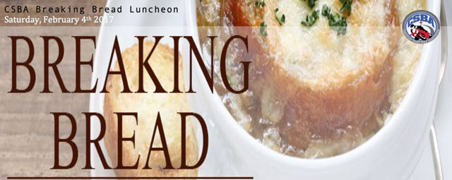 February Breaking Bread Luncheon Promo